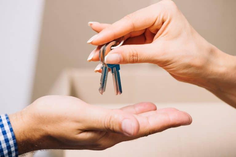 primopredaja ključeva za iznajmljivanje