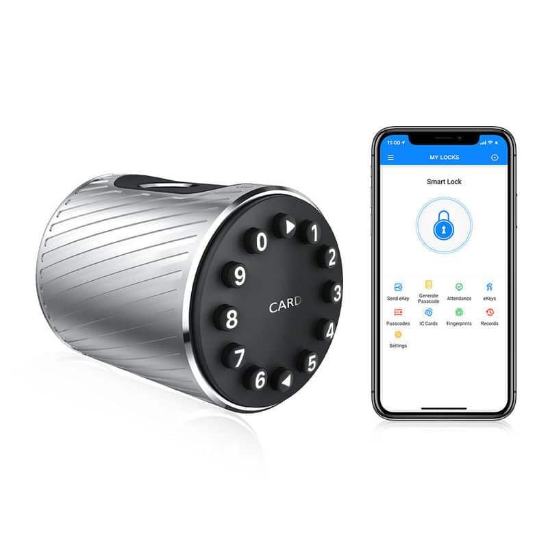 pametni cilindar c20 s mobilnom aplikacijom